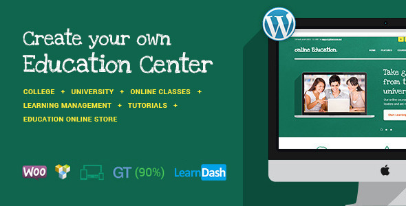 Lunar Theme — 6 Most Powerful LearnDash Integrated WordPress...